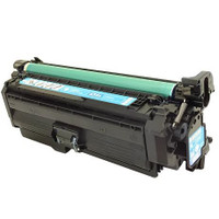 Remanufactured HP 654A (CF331A) Cyan Toner Cartridge for HP Color LaserJet Enterprise