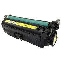 Remanufactured HP 654A (CF332A) Yellow Toner Cartridge for HP Color LaserJet Enterprise