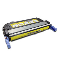 Remanufactured HP Q5952A (643A) Yellow Laser Toner Cartridge - Replacement Toner for HP Color LaserJet 4700