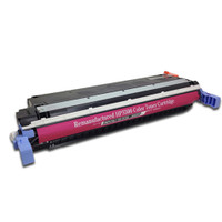 Remanufactured HP Q5953A (643A) Magenta Laser Toner Cartridge - Replacement Toner for HP Color LaserJet 4700