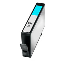 Remanufactured HP 935XL C2P20AN / C2P24AN Cyan Ink Cartridge