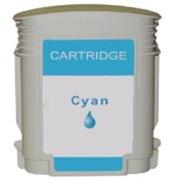 Compatible HP C4804A (HP 12 Cyan) Cyan Ink Cartridge