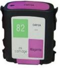 Compatible HP C4912A (HP 82 Magenta) Magenta Ink Cartridge