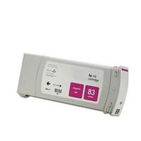 Compatible HP C4942A (HP 83 Magenta) Magenta Pigment Ink Ink Cartridge