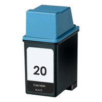 Compatible HP C6614DN (HP 20) Black Ink Cartridge