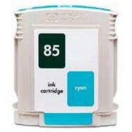 Compatible HP C9425A (HP 85 Cyan) Cyan Ink Cartridge