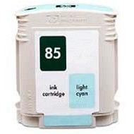 Compatible HP C9428A (HP 85 Light Cyan) Light Cyan Ink Cartridge