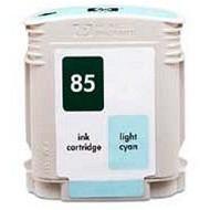 Compatible HP C9428A (HP 85 Light Cyan) Light Cyan Ink Cartridge