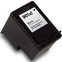 Compatible HP CC654AN (HP 901XL) High Capacity Black Ink Cartridge