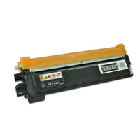 Remanufactured Brother TN210BK Black Toner Cartridge - For Brother HL-3040, MFC-9120 Series
