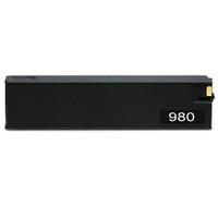 Remanufactured HP 980 (D8J10A) Black Ink Cartridge