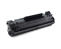 Compatible HP CF283X (HP 83X) Black High Capacity Laser Toner Cartridge