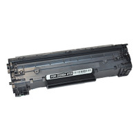 Compatible HP CE285A (HP 85A) Black Laser Toner Cartridge - Replacement Toner for HP LaserJet P1102, P1102W, M1212nf