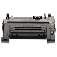 Compatible HP CE390A (90A) Black Laser Toner Cartridge - For LaserJet M4555F, M4555FSKM, M4555H