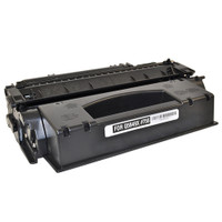 Compatible HP Q5949X (HP 49X) High Yield Black Laser Toner Cartridge - Replacement Toner for LaserJet 1320, 3390