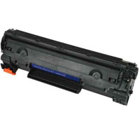 Remanufactured HP CE278A (HP 78A) Black Laser Toner Cartridge with MICR - Replacement Toner for HP LaserJet Pro P1606dn, M1536dnf