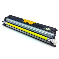 Remanufactured Konica-Minolta A0V306F High Yield Yellow Laser Toner Cartridge - Replacement Toner Cartridge for MagiColor 1600, 1650, 1680, 1690 Series