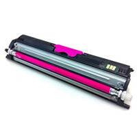 Remanufactured Konica-Minolta A0V30CF High Yield Magenta Laser Toner Cartridge - Replacement Toner Cartridge for MagiColor 1600, 1650, 1680, 1690 Series