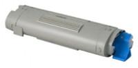 Compatible Okidata 44315303 (C15) Cyan Laser Toner Cartridge