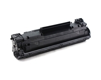 Compatible HP 83A CF283A Black Toner Cartridge