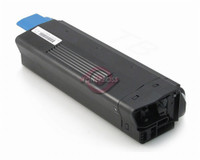 Compatible Okidata 43324404 High Yield Black Laser Toner Cartridge for the C5500, C5650, C5800 Series