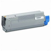 Compatible Okidata 43324467 Magenta Laser Toner Cartridge for the C6000, C6050 Series