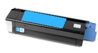 series Type C6 43034803 CYAN Laser Toner for Okidata C3200n Printer Oki C3200