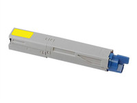 Compatible Okidata 44059109 (C14) Yellow Laser Toner Cartridge
