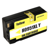 Compatible HP 951XL Y CN048AN High Capacity Yellow Ink Cartridge