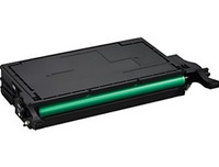 Compatible Samsung CLP-K660B High Yield Black Laser Toner Cartridge - Replacement Toner for CLP-610, CLP-660, CLX-6200