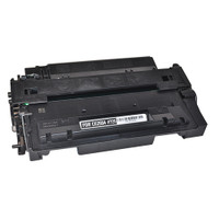 Compatible HP CE255A (HP 55A) Black Toner Cartridge