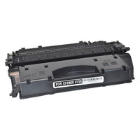Compatible HP CF280X (HP 80X) High Yield Black Laser Toner Cartridge - Replacement Toner for LaserJet Pro 400 M401, M425
