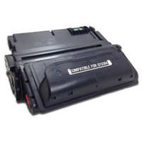 Compatible HP Q1338A (HP 38A) Black Laser Toner Cartridge
