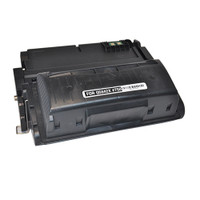 Compatible HP Q5942X (HP 42X) Black Toner Cartridge