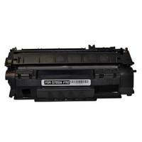 Compatible HP Q7553A (HP 53A) Black Laser Toner Cartridge