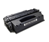 Compatible HP Q7553X (HP 53X) High Yield Black Laser Toner Cartridge