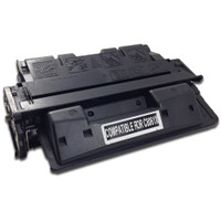 Compatible HP C8061X (HP 61X) High Yield Black Toner Cartridge