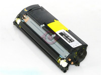 Remanufactured Xerox 113R00694 High Yield Yellow Laser Toner Cartridge - Replacement Toner for Phaser 6120, 6115MFP