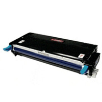 Remanufactured Xerox 113R00719 Cyan Laser Toner Cartridge - Replacement Toner for Phaser 6180, 6180MFP