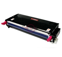 Remanufactured Xerox 106R01393 High Yield Magenta Laser Toner Cartridge - Replacement Toner for Phaser 6280