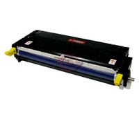 Remanufactured Xerox 106R01394 High Yield Yellow Laser Toner Cartridge - Replacement Toner for Phaser 6280