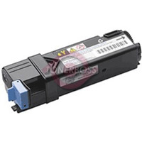 Remanufactured Xerox 106R01454 Yellow Laser Toner Cartridge - Replacement Toner for Phaser 6128MFP