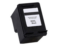Remanufactured Cartridge for HP 65XL Black, N9K04AN Ink