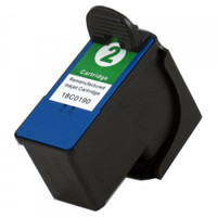 Lexmark 18C0190 (No. 2) Ink Remanufactured Cartridge