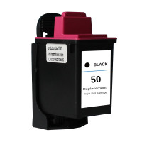 Lexmark 17G0050 (No. 50) Ink Remanufactured Cartridge