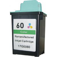 Lexmark 17G0060 (No. 60) Ink Remanufactured Cartridge