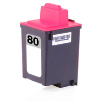 Lexmark 12A1980 (No. 80) Ink Remanufactured Cartridge