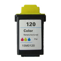 Lexmark 15M0120 (No. 20) Ink Remanufactured Cartridge