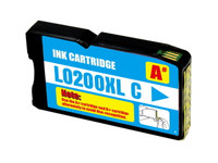 Remanufactured Lexmark 14L0198 (200XL Cyan) Ink Cartridge