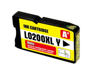Remanufactured Lexmark 14L0200 (200XL Yellow) Ink Cartridge
